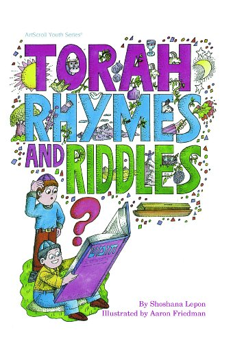 Torah Rhymes and Riddles (Artscroll Youth Series): Lepon, Shoshana