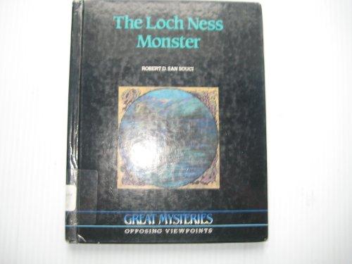 Great Mysteries - the Loch ness Monster: Souci, Robert San