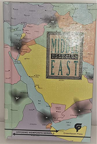 9780899081854: The Middle East: Opposing Viewpoints