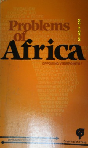 9780899083650: Problems of Africa: Opposing Viewpoints