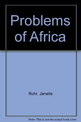 9780899083902: Problems of Africa: Opposing viewpoints (Opposing viewpoints series)