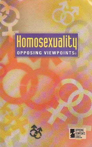 Homosexuality: Opposing Viewpoints: William Dudley
