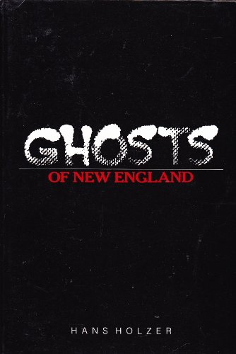 9780899091518: Title: Ghosts of New England