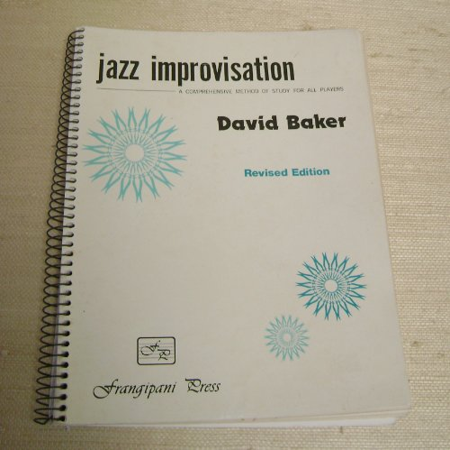9780899173979: Jazz Improvisation: A Comprehensive Method of Study for All Players, Revised Edition