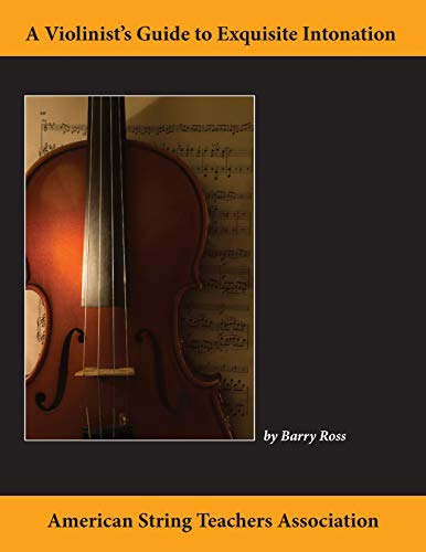 9780899175201: A Violinist's Guide for Exquisite Intonation