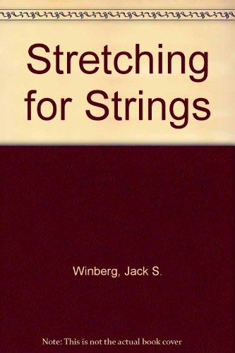 9780899177724: Stretching for Strings