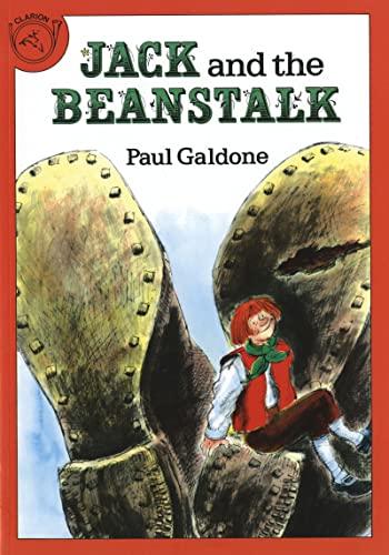 Jack and the Beanstalk (Paul Galdone Classics): Galdone, Paul