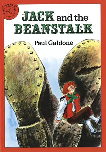 Jack and the Beanstalk: Paul Galdone