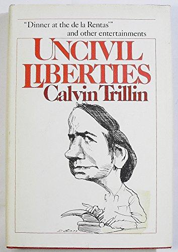 Uncivil liberties: Trillin, Calvin