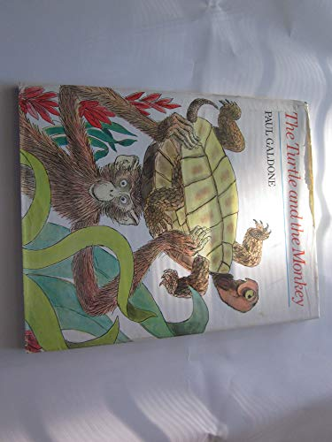 The turtle and the monkey: A Philippine tale (0899191452) by Galdone, Paul