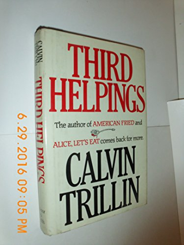 Third Helpings (SIGNED)