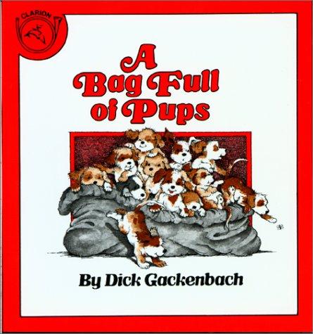 9780899191799: Bag Full of Pups (Houghton Mifflin Mathmatics)