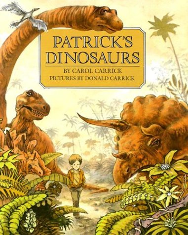 9780899191898: Patrick's Dinosaurs (Clarion books)