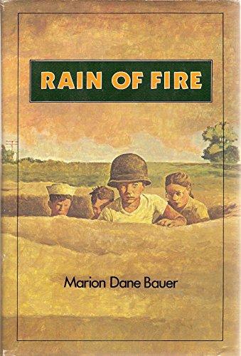 9780899191904: Rain of Fire (Clarion Books)