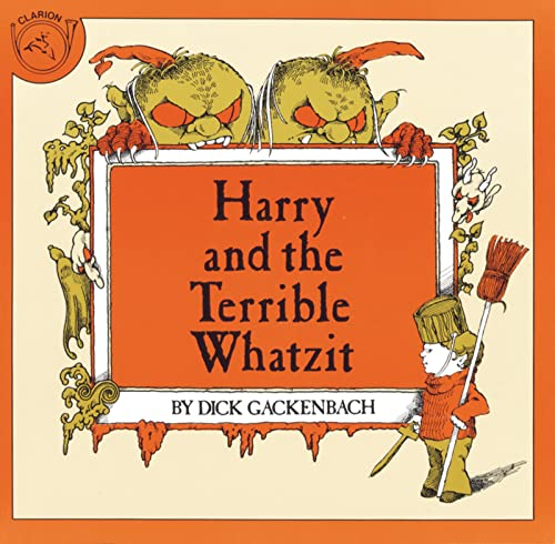 9780899192239: Harry and the Terrible Whatzit