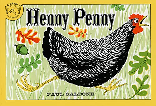 9780899192253: Henny Penny (Paul Galdone Classics)