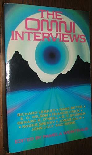 9780899192697: The Omni interviews
