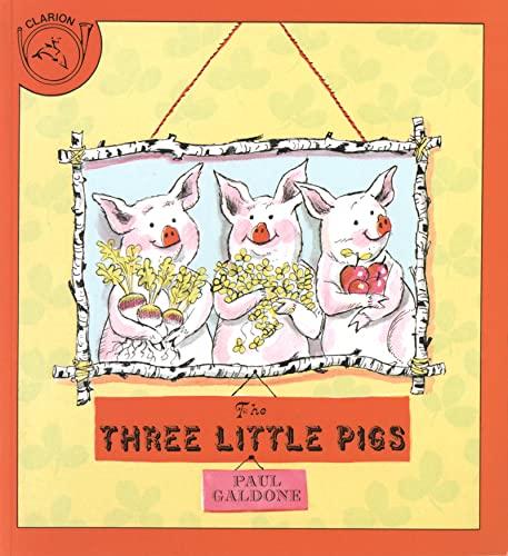 9780899192758: The Three Little Pigs (Paul Galdone Classics)