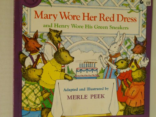 9780899193243: MARY WORE A RED DRESS