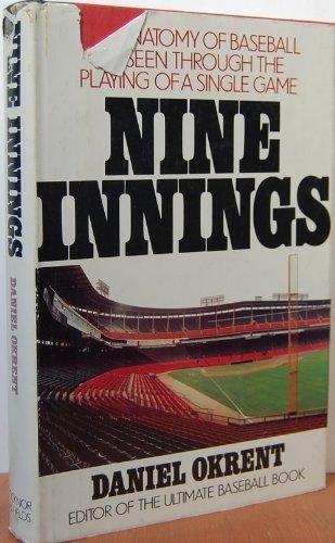 9780899193342: Nine Innings