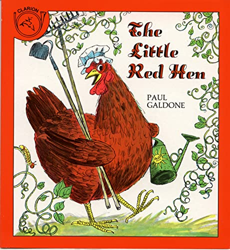 9780899193496: The Little Red Hen (Paul Galdone Classics)