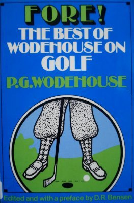 9780899193588: Fore!: The Best of Wodehouse on Golf