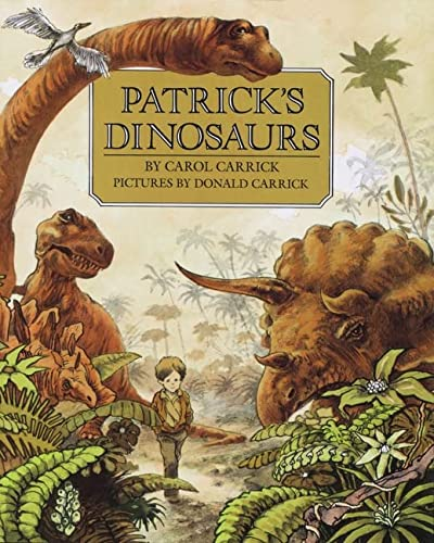 9780899194028: Patrick's Dinosaurs (Clarion books)