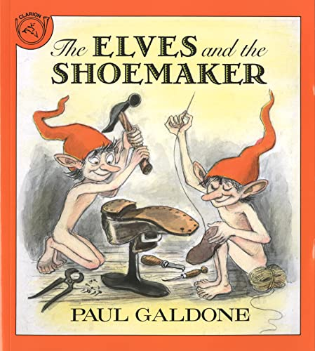 9780899194226: The Elves and the Shoemaker (Paul Galdone Classics)