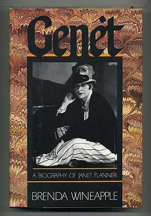 9780899194424: Genet: A Biography of Janet Flanner