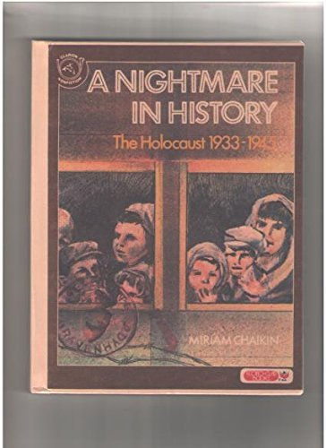 9780899194615: A Nightmare in History: The Holocaust 1933-1945