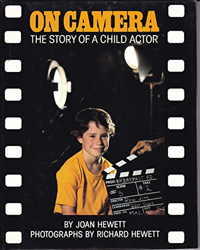 On Camera (Philip Waller) : The Story of a Child Actor (SIGNED and Inscribed by Philip Waller): ...