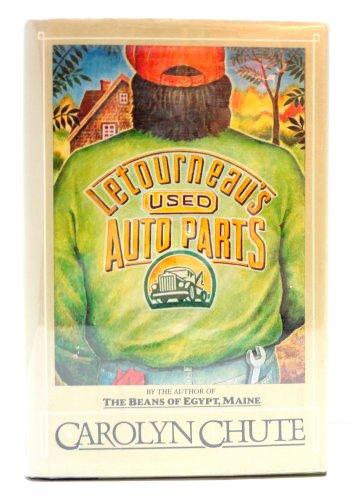 Letourneau's Used Auto Parts: Chute, Carolyn