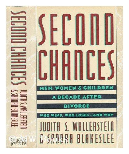9780899196480: Second Chances Hb