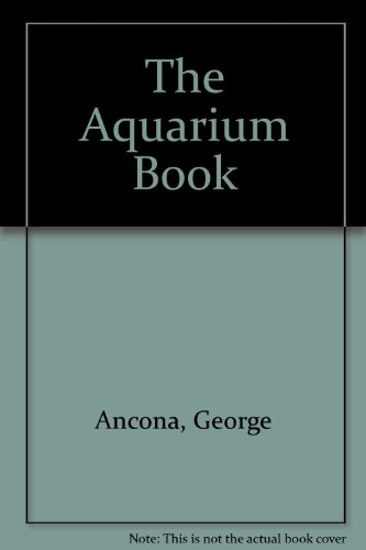 9780899196558: The Aquarium Book