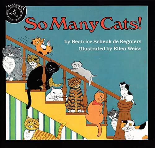 9780899197005: So Many Cats!