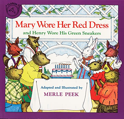 9780899197012: Mary Wore Her Red Dress and Henry Wore His Green Sneakers