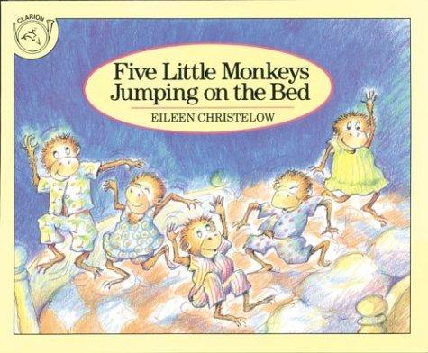 9780899197692: Five Little Monkeys Jumping on the Bed (A Five Little Monkeys Story)