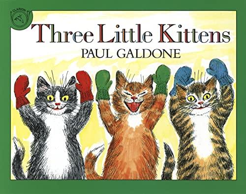 9780899197968: Three Little Kittens (Folk Tale Classics)