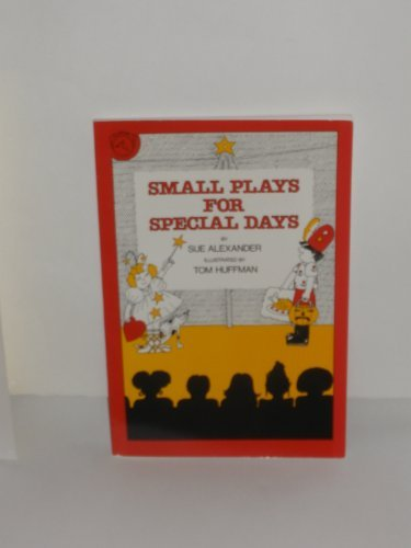 9780899197982: Small Plays for Special Days