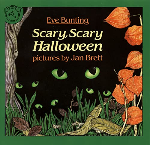 Scary, Scary Halloween: Bunting, Eve
