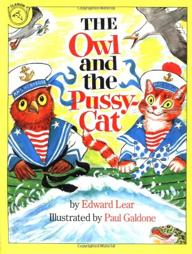 9780899198545: The Owl and the Pussy-Cat