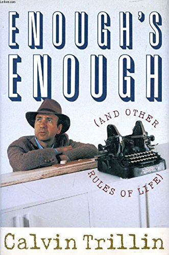 Enough's Enough (And Other Rules of Life) (SIGNED)