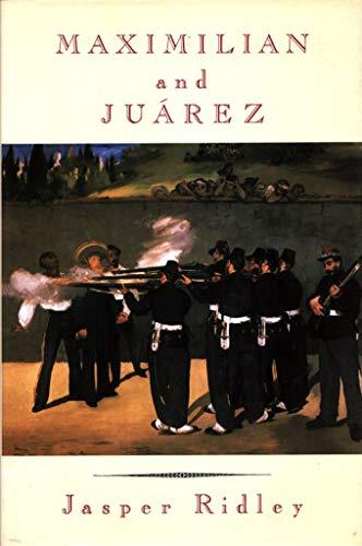 9780899199894: Maximilian and Juarez