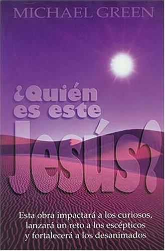 9780899221779: ¿quién Es Este Jesús?