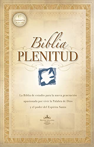 9780899222769: Biblia Plenitud = Spirit-Filled Life Bible (Spirit-Filled Life Bibles)