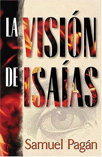 9780899222875: La Vision de Isaias