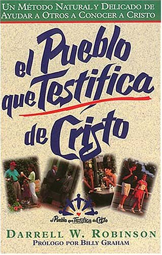 9780899223391: Pueblo Que Testifica De Cristo (serie)
