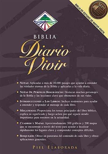 Biblia Del Diario Vivir: 1960, RVR 1960- Reina Valera