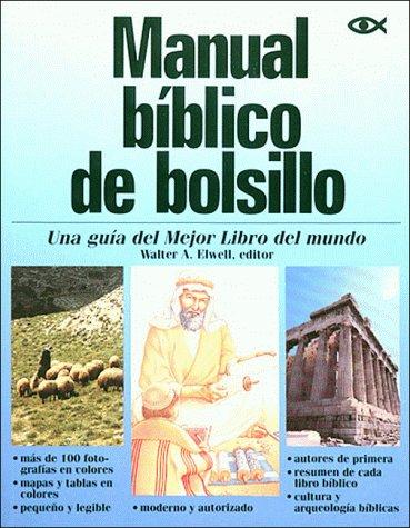 9780899225012: Manual Biblico De Bolsillo/the Pocket Bible Handbook