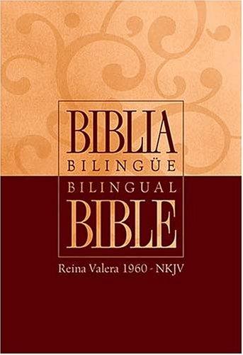 9780899225609: Biblia Bilingüe-Bilingual Bible, New King James version